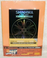 Shinhwa 10th Anniversary Live in Seoul 2-DVD +Music Video Collection 2-DVD(4DVD)