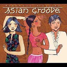 Putumayo Presents: Asian Groove