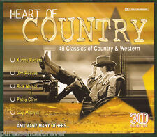 V/A - Heart Of Country (UK 48 Tk Triple CD Album Box Set)