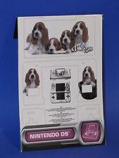 Modding Skin Nintendo DS Puppies Spielkonsole Schutz vor Kratzern