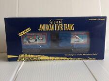 AMERICAN FLYER 2003 CHRISTMAS BOX CAR, 6-49353 NIB!!!
