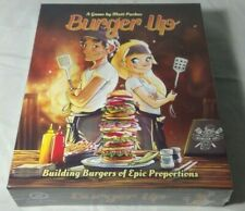 BURGER UP BOARD GAME BRAND NEW & SEALED