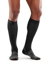 Skins Men Essentials Comp Socks - BlackPewter, X-Small