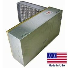 Packaged Duct Heater 40,000 Watts - 240 Volts - 3 Phase - 96.3 Amps - Commercial