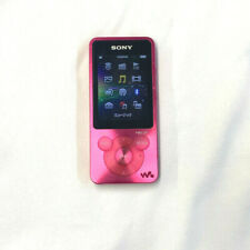 Sony Walkman MP3 Player NW-S13 4GB Pink *Japanese* *No Accessories Included*