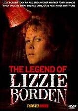 The Legend of Lizzie Borden (Elizabeth Montgomery) Region 4 New DVD