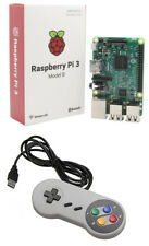 For Raspberry Pi 3 SNES Nintendo USB Game Pad Controller Also Works With PC MAC
