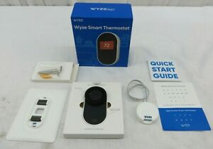 WYZE Smart WiFi Thermostat Built w/ Smart WiFi for Home with App Control WTHERM