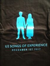 U2 - Songs Of Experience Rsd Record Store Day exclusive T-Shirt Size L New