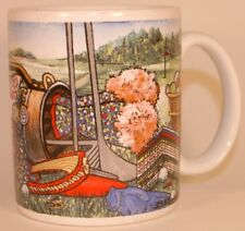 B. Brent Atwater Golf Bag Shoes Clubs Course Cup Mug