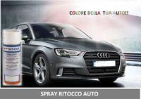 Bomboletta Spray RITOCCO AUTO & MOTO VERNICE 400 ml RENAULT 266 GRIS ACIER