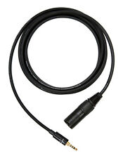 Corpse Cable for Oppo PM-3 Headphones / 4-Pin XLR / 8ft
