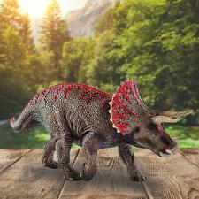 Triceratops Dinosaur Big 21Cm PVC Figure Collectible Model Animal Toy Dinosaur