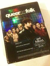 'QUEER AS FOLK' Third Season Region 1 : 5 Disc DVD Box Set - US Version - 3rd 3