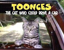 TOONCES CAT WHO COULD DRIVE #1 - Souvenir Flexible Fridge Magnet