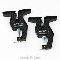 Swix North T-Bar Tuner Snowboard Vise for Wide Skis