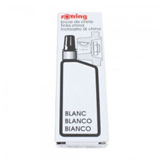 Rotring Isograph White Ink - 23ml