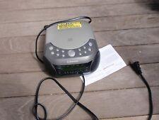 Emerson Stereo Cd Clock Radio Ckd 9901