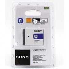 Bateria Original SONY NP-BD1 NPBD1 DSC T300 TX1 T900 T700 T500 T200 T77 T90 T70