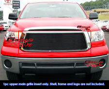 Fits Toyota Tundra Black Billet Grille Insert 10-11 201