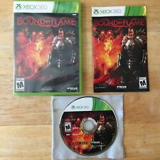 Bound by Flame Microsoft Xbox 360 System Complete Game