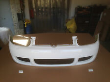 VW Golf Mk4 R32 Full Front Bumper 1997-2006 - Unpainted - Brand New!