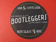 Beer Coaster <> TILTED KILT <> BOOTLEGGERS Mixology Lab Cocktails ~ CO, AZ, & NM