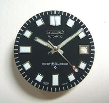ONE SET OF AFTERMARKET DIAL AND HANDS FOR 6105-8110 / 8000 AUTO DIVER'S WATCH