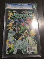 GREEN LANTERN # 2 / The new 52! / CGC Universal 9.8 / December 2011