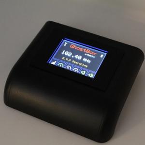 Para4ce Spirit Box Ghost Box FM Radio Sweep Scanner Ghost Hunting Equipment
