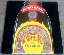 DR. FEELGOOD milk and alcohol*every kind of vice 1978 UK UNITED ARTISTS PS 45