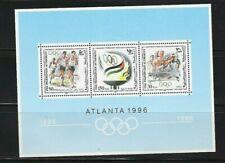Briefmarken Olympische Spiele 1996 Palästina postfrisch