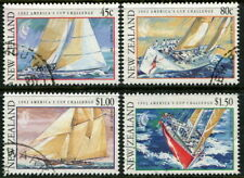 NEW ZEALAND - 1992 'CHALLENGE FOR AMERICA'S CUP' Set x 4 VFU SG1655-1658 [B3686]