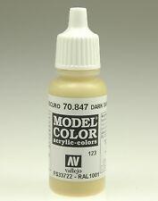 Vallejo 70847 Model Color Dunkler Sand, Matt, 17 ml (16,18 € / 100 ml)