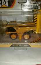 CAT CATERPILLAR 777g dump truck construction 1/98 Smallr 1/87 HO Scale Metal toy