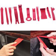 11pcs Trim Removal Open Pry Moldings Dash Door Radio Window Panel Clip Tool Kit