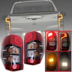 Lh Rh Tail Lights Lamp Led Genuine For New Mitsubishi Triton L200 Mr 2019 2020