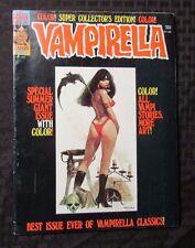1976 VAMPIRELLA Warren Horror Magazine #55 FVF Sanjulian