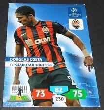 DOUGLAS COSTA SHAKHTAR DONETSK UEFA PANINI FOOTBALL CHAMPIONS LEAGUE 2013 2014