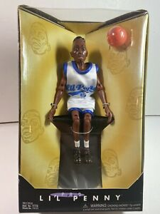 1997 PLAYMATES HOUSE PARTY PRO LI'L PENNY ACTION FIGURE NEW IN BOX