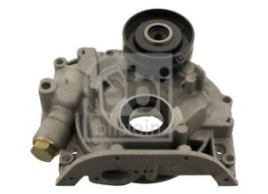 Oil Pump fits VOLKSWAGEN CARAVELLE Mk4 2.4D 90 to 98 AAB 034115105 034115105A