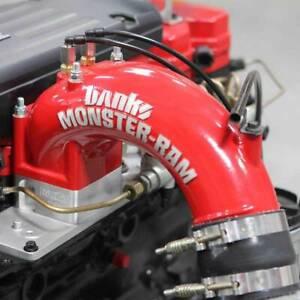 Banks 42764 Monster-Ram Intake Elbow for 98-02 Dodge 1500 2500 3500 5.9L Cummins