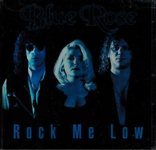 BLUE ROSE- Rock Me Low (CD 1997)