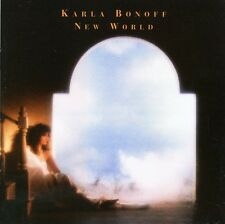 New World - Karla Bonoff (2000, CD NIEUW)