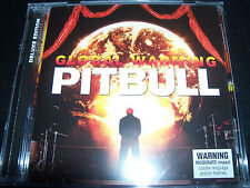 Pitbull Global Warming (Australia) Deluxe Edition CD – Like New
