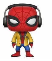FUNKO POP 265 Marvel Avengers Endgame Spiderman  Action Figures Collectible toys