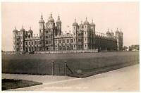 G. W. Wilson Donaldson's Hospital Edinburgh Scotland Original albumen 1870 XXL