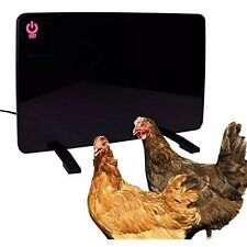 Pet Heater Safe Chicken Coop 200W Flat Panel Technology US Warehouse Fast Ship