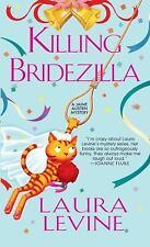 Killing Bridezilla (Jaine Austen Mysteries)-ExLibrary