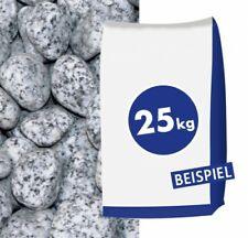 (0,70€/1kg) Granit-Gletscherkies Grau 40-60mm 25kg Sack